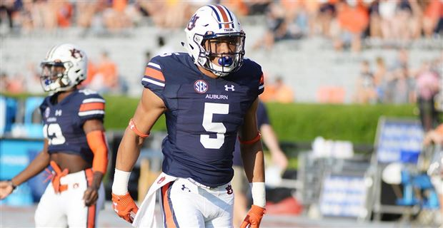 Projecting Auburn's 2018 spring depth chart