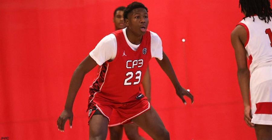 UNC Basketball Staff Visits 5-Star Forward G.G. Jackson