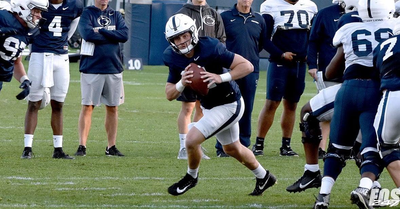 PHOTOS: Penn State Practice - Iowa Week