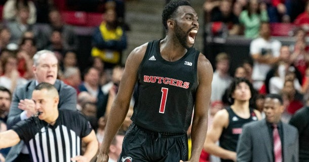 Rutgers' NCAA Tournament hopes now paved on the road
