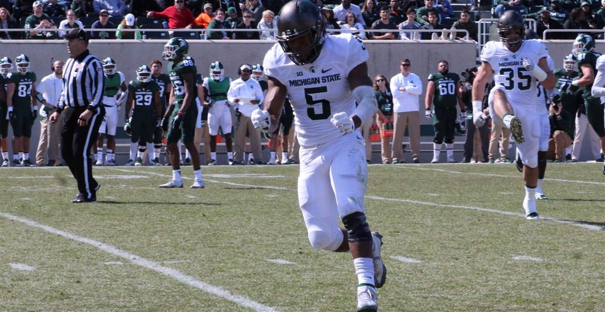 separation shoes e2de4 c0026 Andrew Dowell, Michigan State, Outside Linebacker