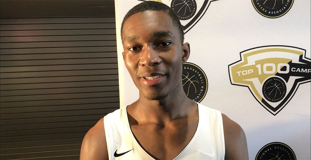 Jaelyn Withers: Highlights of Top 100 2019 PF at NBPA Camp