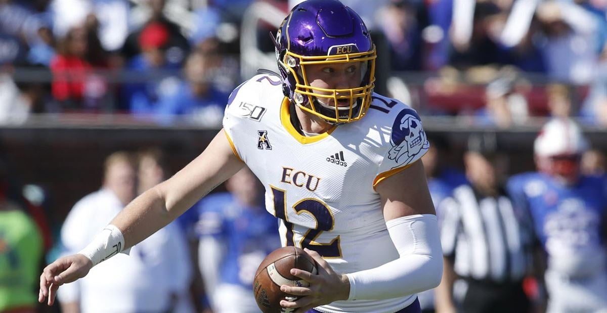 Different perspective paying off for ECU's offense