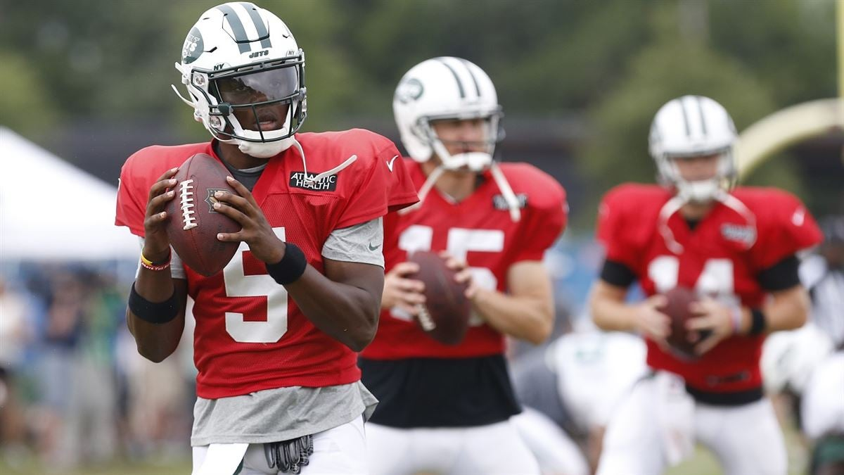 Report: At least two teams called Jets about Teddy Bridgewater