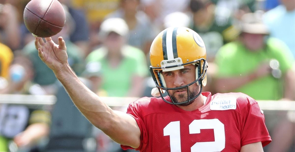 Aaron Rodgers likes calm confidence of new defense