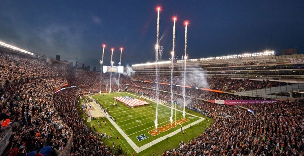 LOOK: Soldier Field surface appears flawless ahead of playoffs