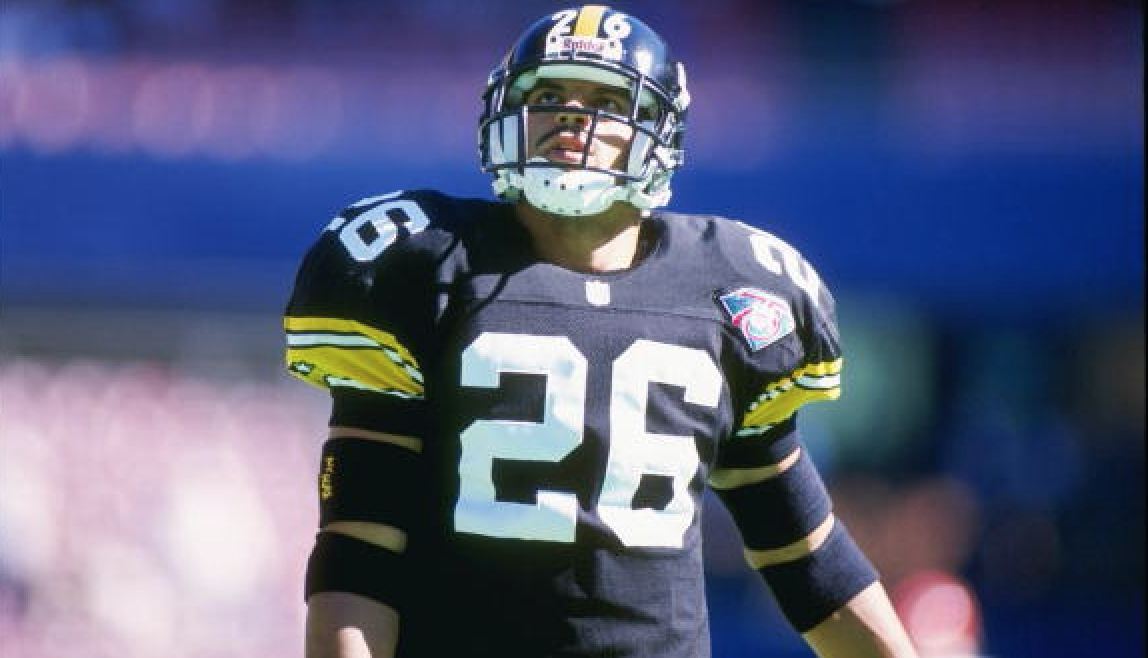 best service 782bf 166cc Rod Woodson still considers himself a Steeler