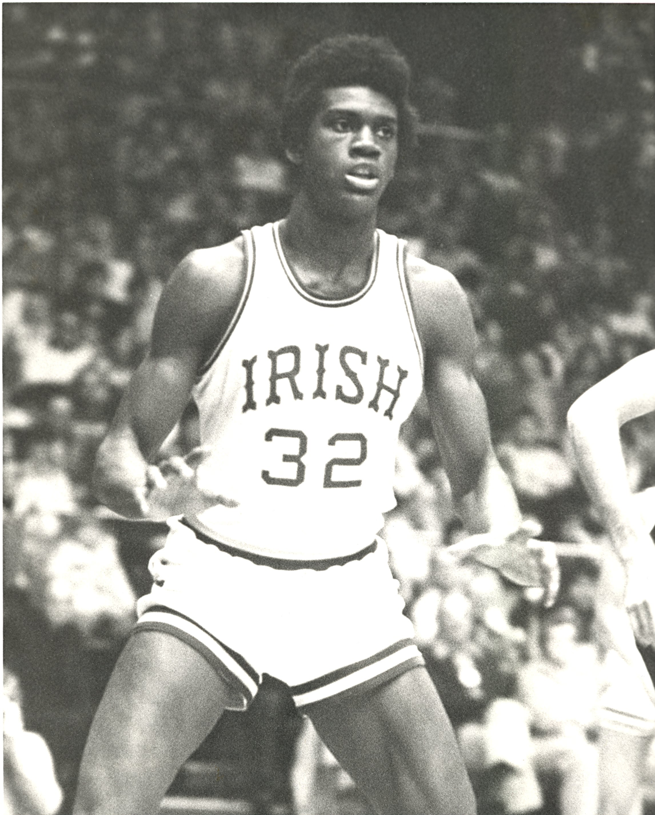 Remembering Notre Dame s late Orlando Woolridge