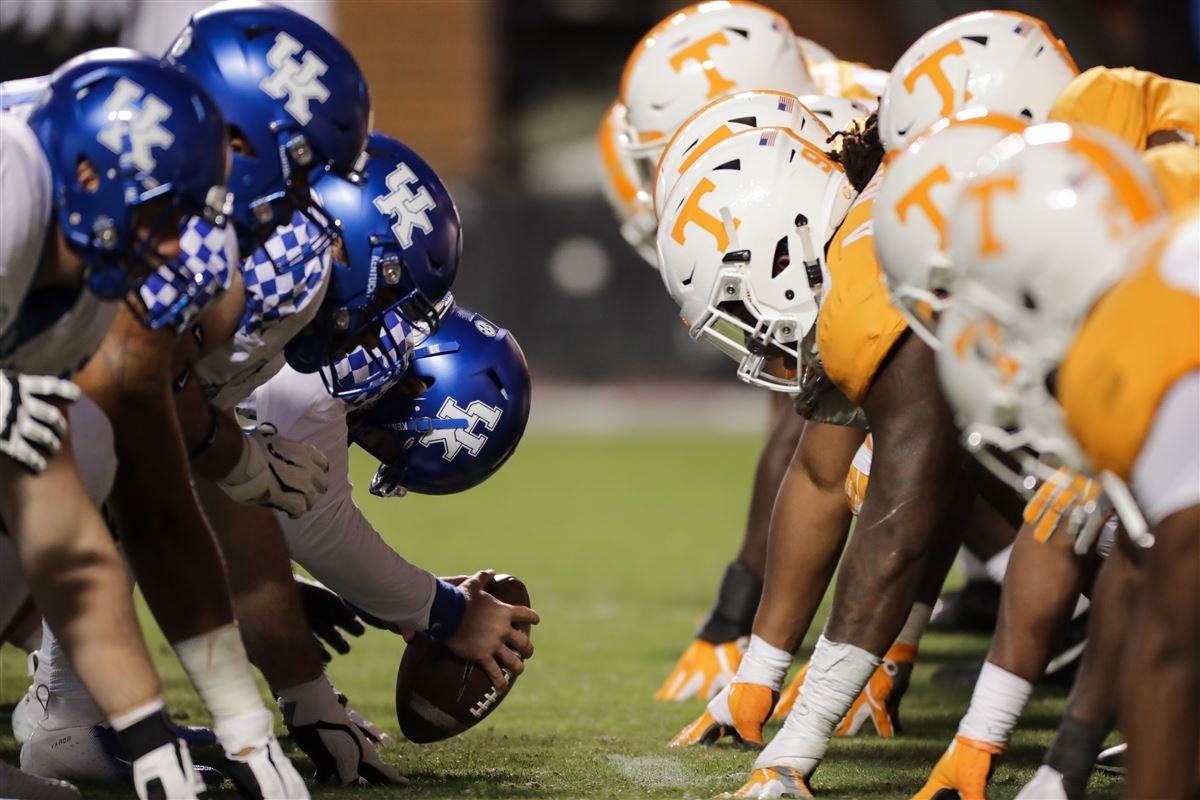 247sports.com - Chris Fisher - Kick time, TV set for Kentucky-Tennessee