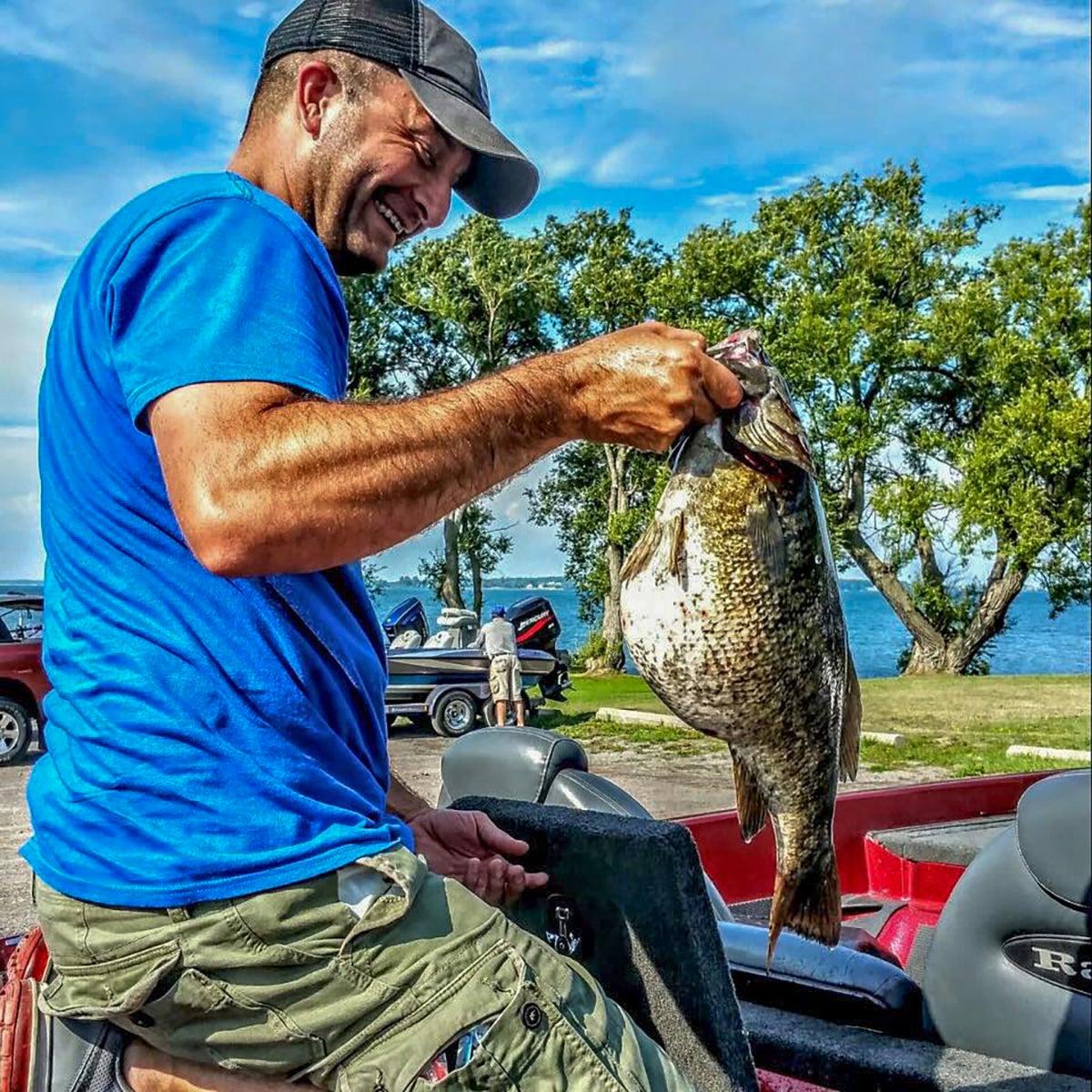 2016 top 20 bass fishing lakes for Bass fishing lakes near me