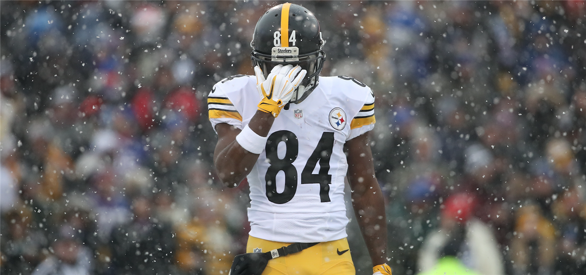 Antonio Brown Doesn T Believe News Of Reported Trade To Bills