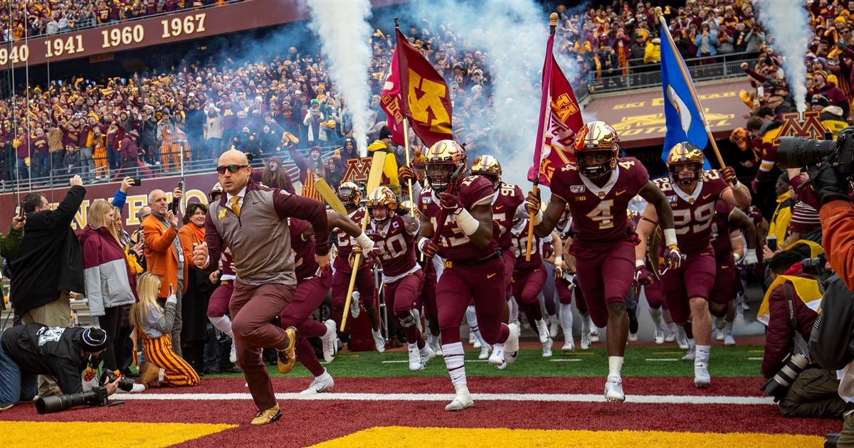 Big Ten releases Minnesota Gopher Football's new 2020 schedule