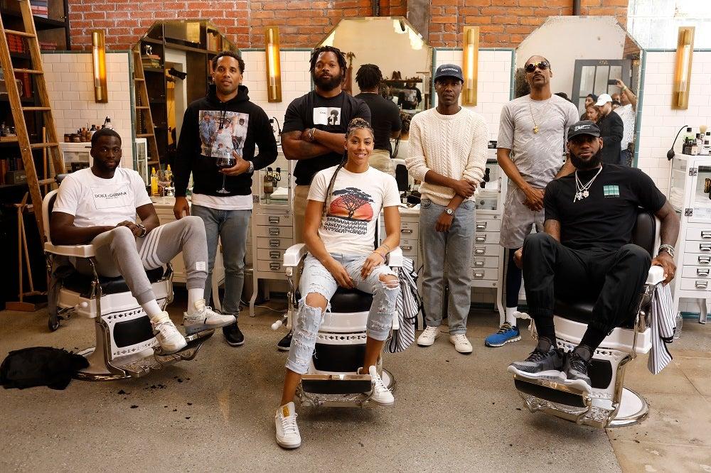 LeBron James' HBO show 'The Shop