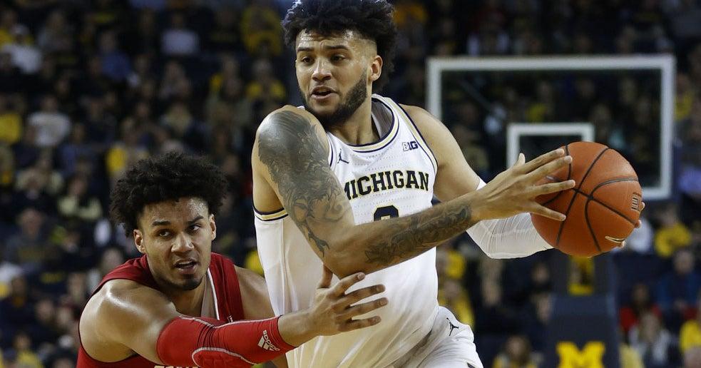 CBS Sports bracketologist breaks down Michigan's potential seed
