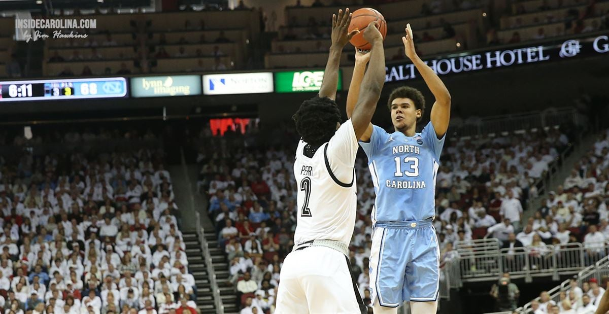 01602884407 UNC s Record-Breaking Three-Point Shooting