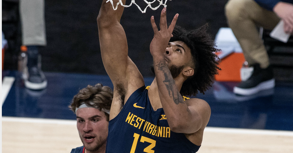 West Virginia Mountaineers College Football, College Basketball and Recruiting on 247Sports cover image