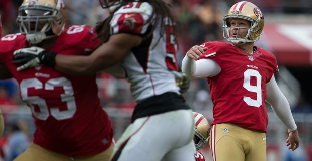 San Francisco 49ers Phil Dawson YOUTH Jerseys