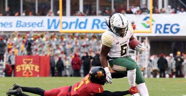 Storylines And Notes Baylor Vs Iowa State