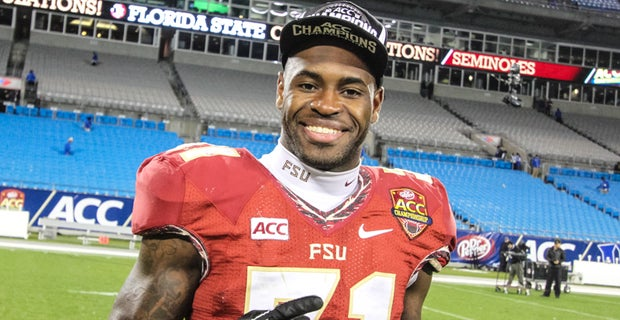 low priced 40e4c 5d3c1 NFL 'Noles: Terrence Brooks signs with New England Patriots