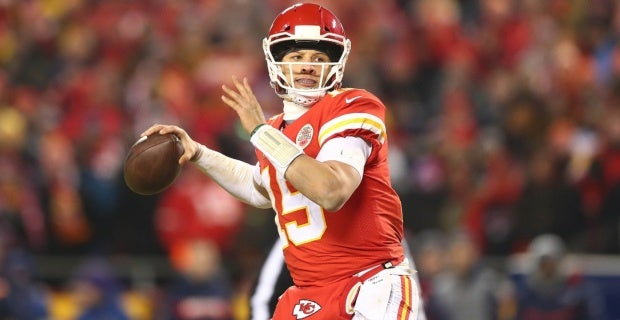 237b16339a6 Patrick Mahomes still hopes for throwing contest with Josh Allen