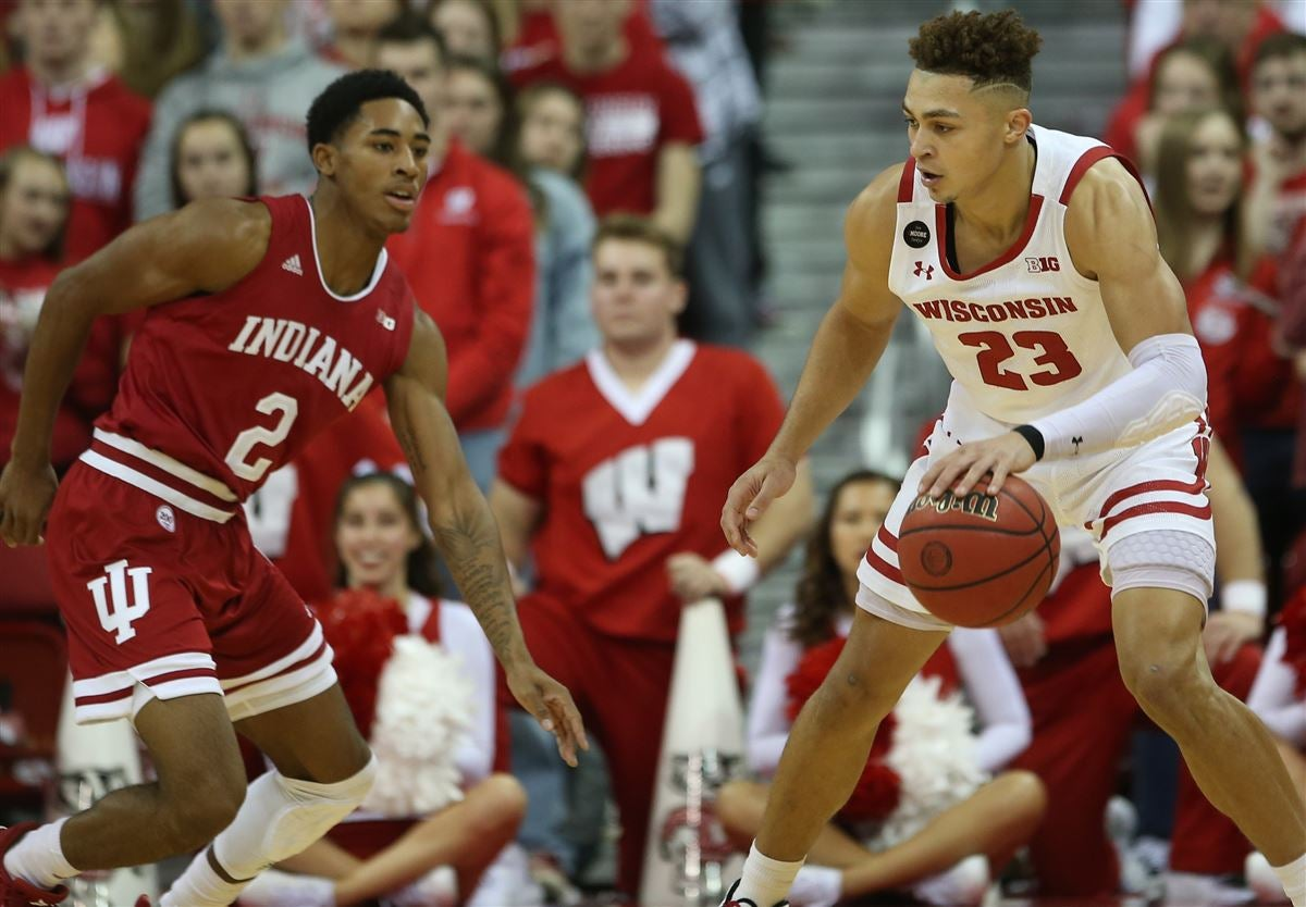 UW takes down undefeated Indiana in bounce-back win, 84-64