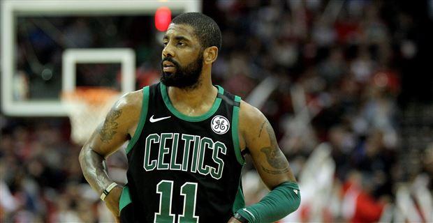 Lil Rel Says Irving Learned Of Celtics Trade On Uncle Drew Set