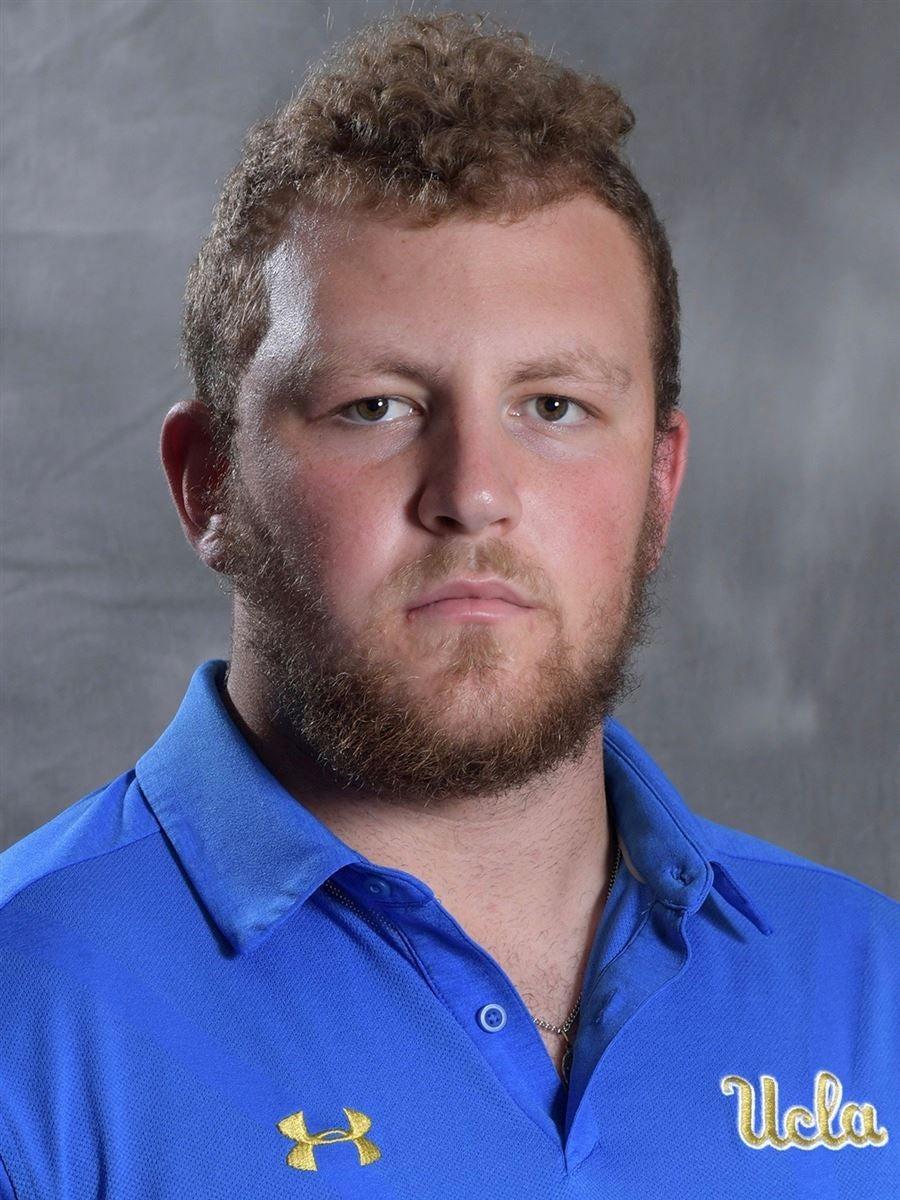 Jake Burton, UCLA, Offensive Tackle