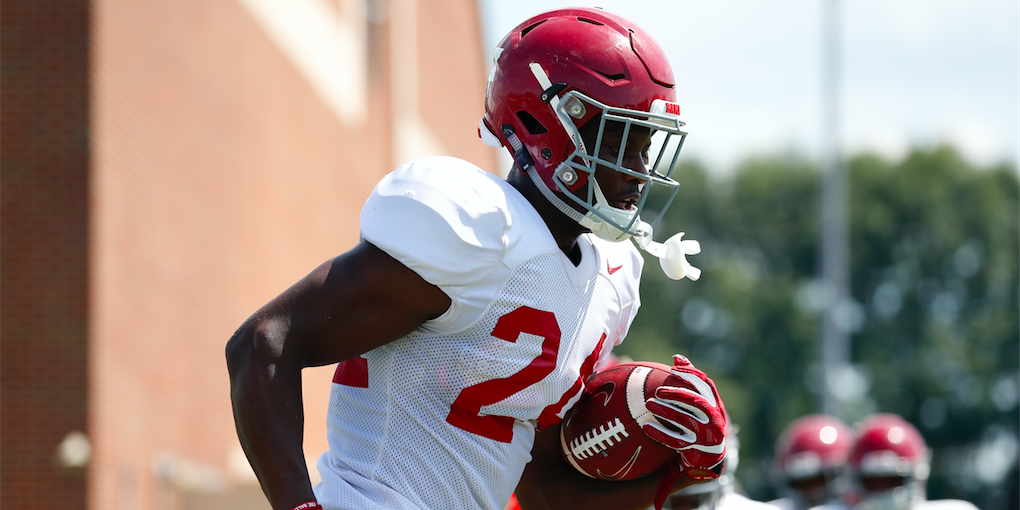 Practice report: Alabama continues its preparation for Arkansas