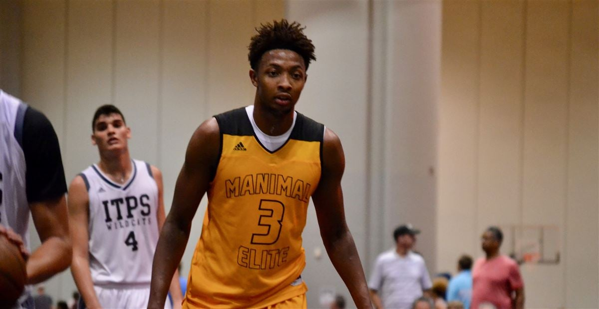 Four-star guard David Johnson narrows his list to three