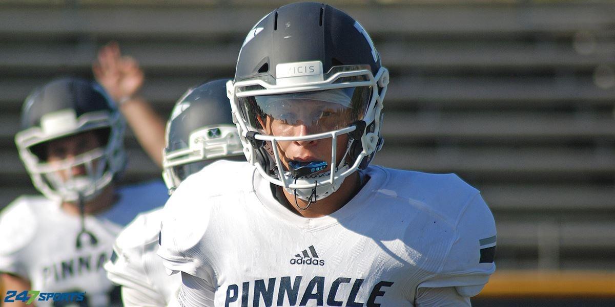 Spencer Rattler Pinnacle Pro Style Quarterback