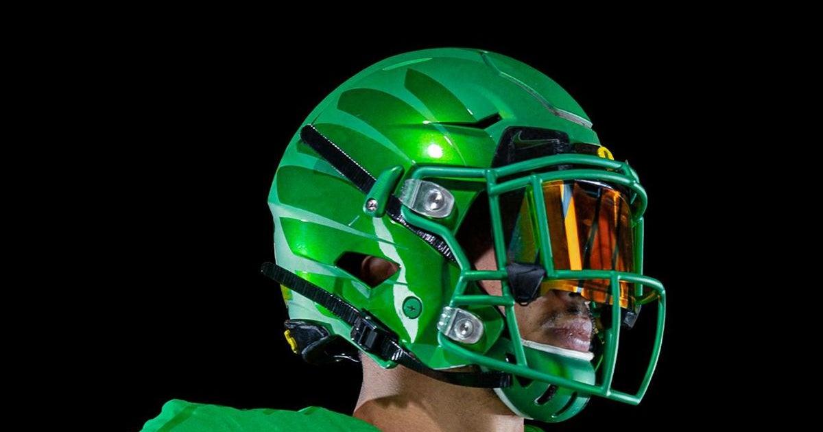 Oregon releases 2019 'Nike Vapor Fusion' Uniforms