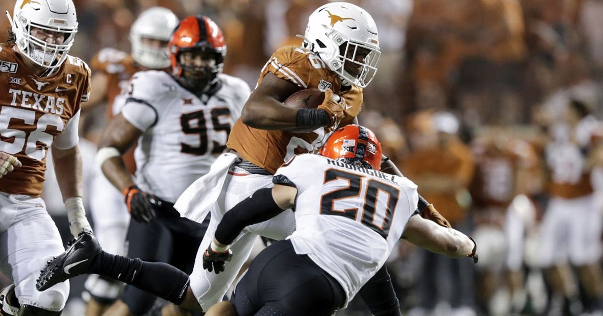 The Texas Ten: Top performers in a win over Oklahoma State