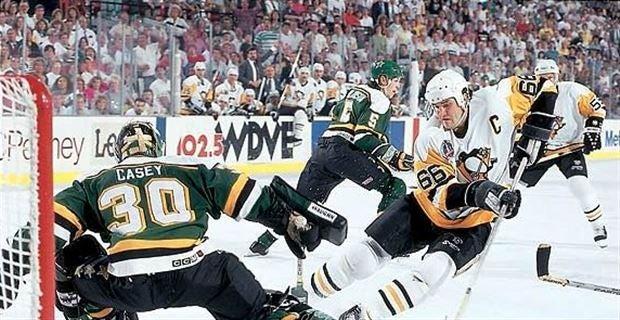 WATCH Mario Lemieuxs Unbelievable Goal In 1991 NHL Finals
