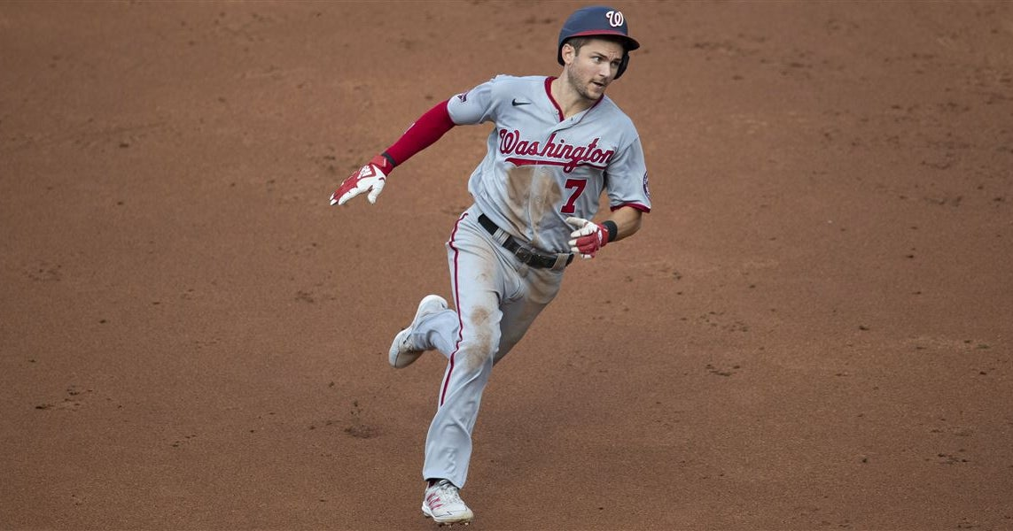Trea Turner, Nationals agree to $13 million contract for 2021 season