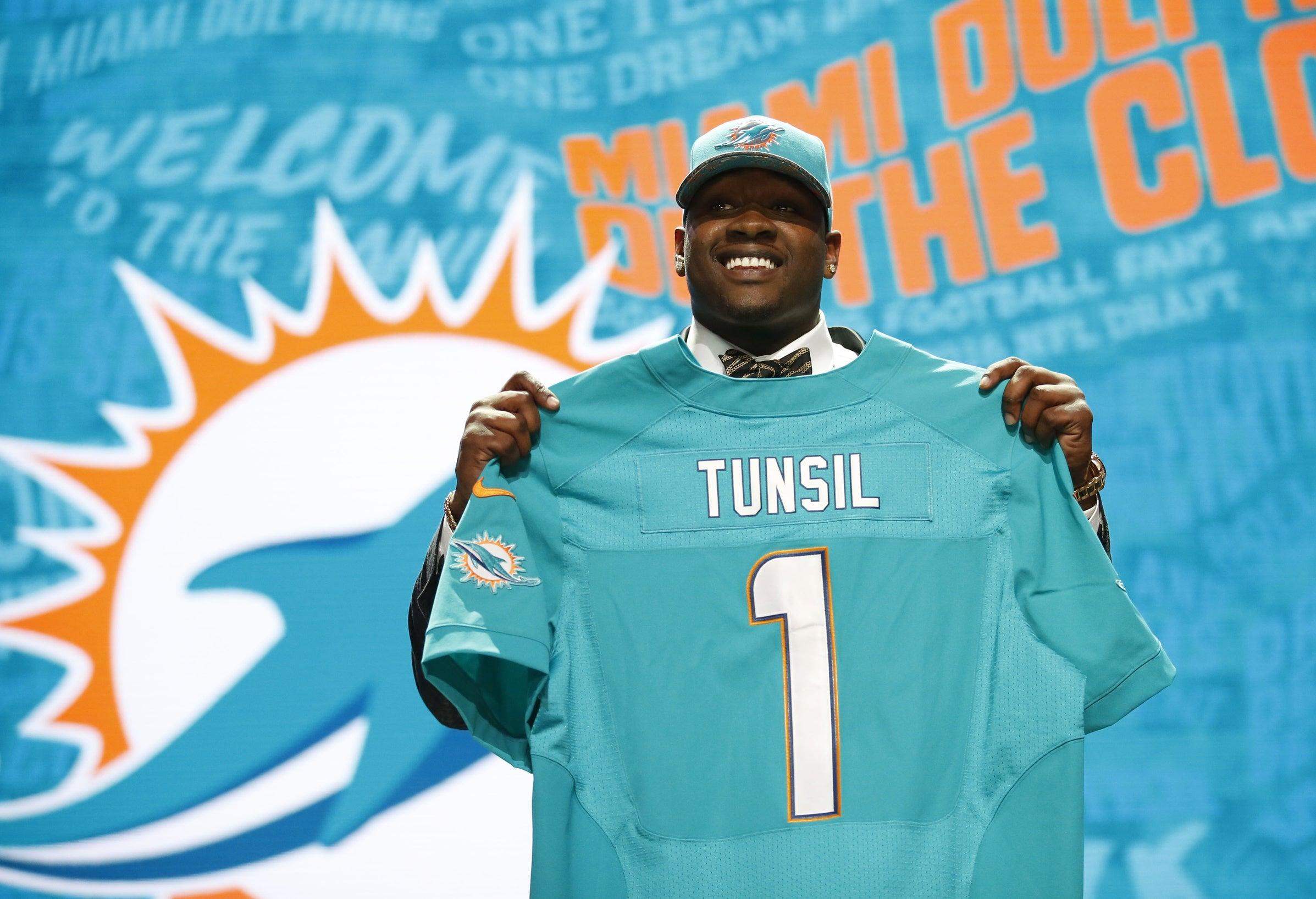 Miami Dolphins Rookie Grade Laremy Tunsil