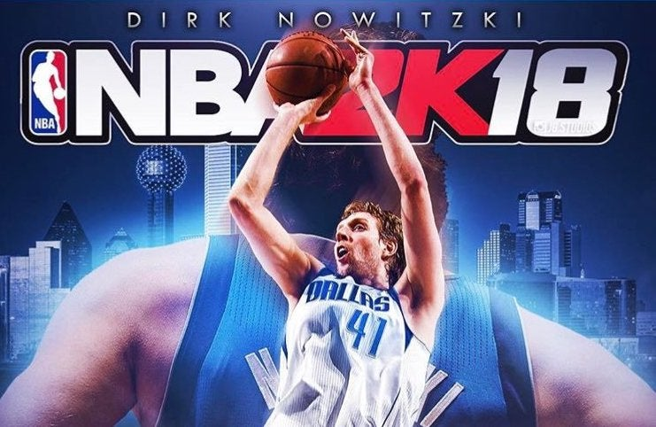 NBA 2K18 Releases Mavericks All-Time Roster - And It's A Mess
