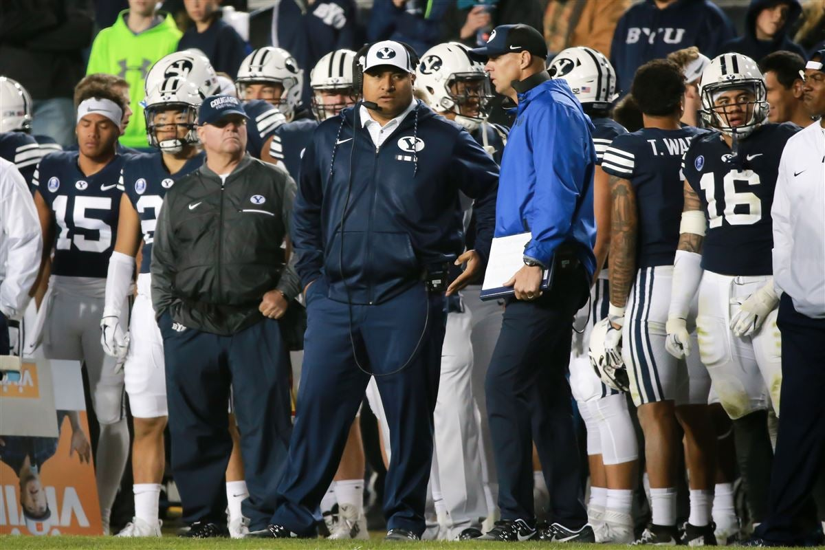 Pessimistic, Optimistic, & my Personal View of BYU FB in 2018