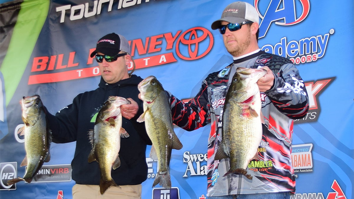 2016 top 20 bass fishing lakes for Best bass fishing times