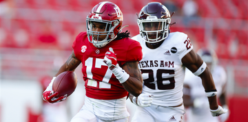 Jaylen Waddle plans to run at Pro Day; shares why he's top WR in NFL draft