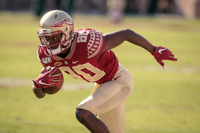 FSU WR Ontaria Wilson likely out for season with shoulder injury