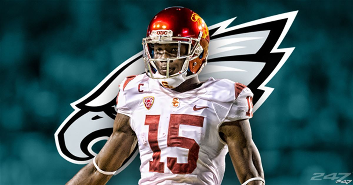 Jerseys NFL Wholesale - Agholor's journey from five-star prospect to first-round pick