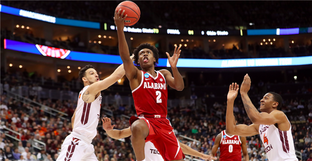 2a9baa438ef Bama s Collin Sexton tells 247Sports he s declaring for the NBA