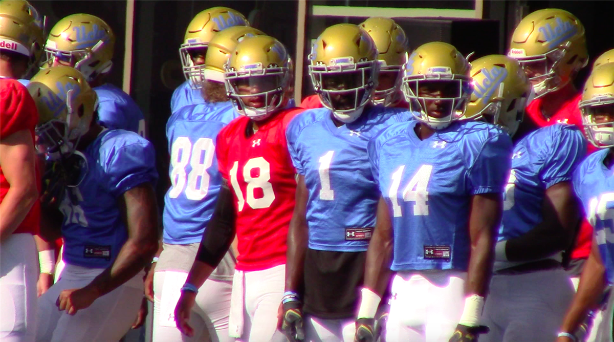 Fall Camp Practice #10: Report and Observations from Tuesday