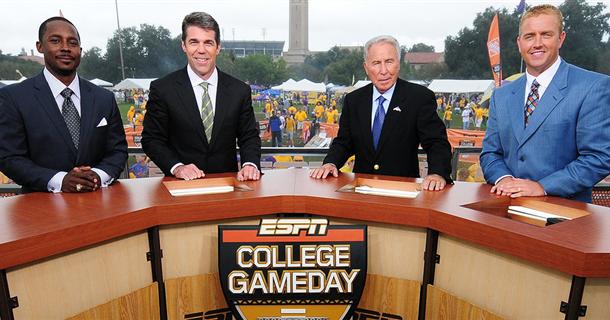 ESPN's College GameDay crew picks Florida-Georgia