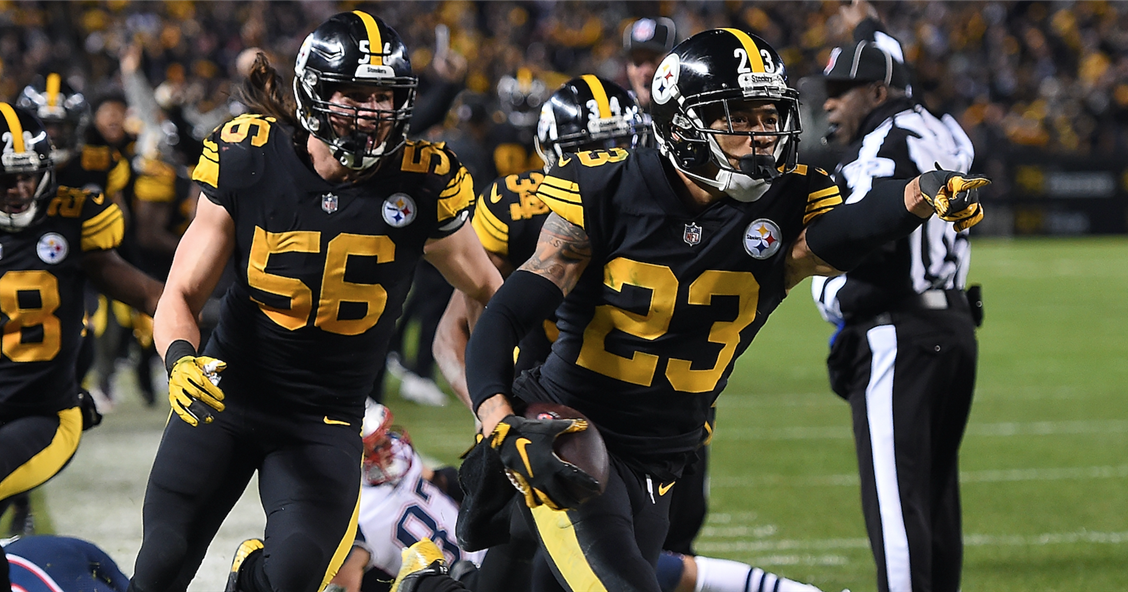 Steelers should consider making Color Rush jerseys permanent