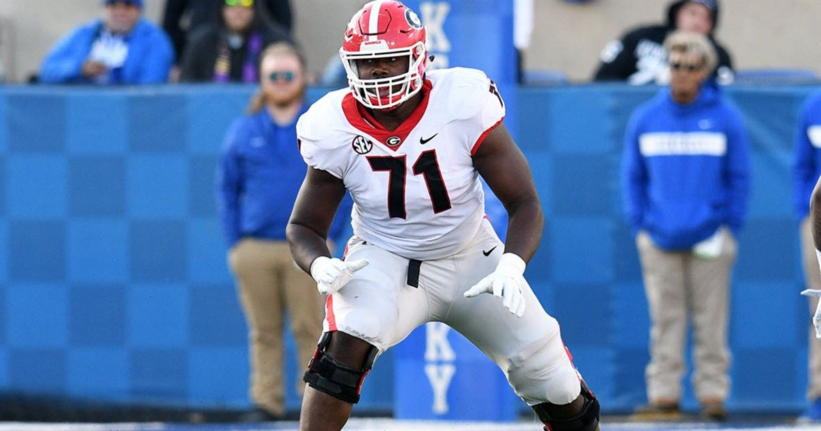 Georgia's top 25 most important players for 2019: No. 4