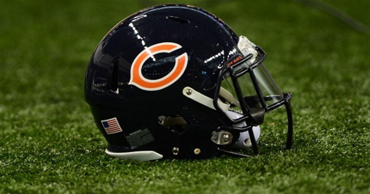 nfl GAME Chicago Bears Mitch Unrein Jerseys