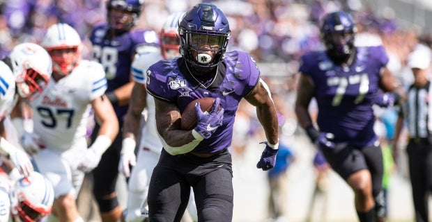 Kickoff time for TCU vs. Iowa State changed to 1:00 p.m.