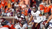 Can Texas A&M's offense score vs. top defenses pre-garbage time?