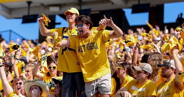 West Virginia Mountaineers troll Virginia Tech after upset win